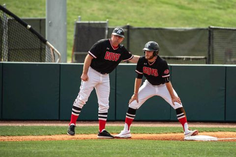 Austin Peay Baseball had 6 home runs in win Saturday at Eastern Illinois. (APSU Sports Information)
