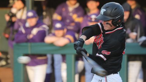Austin Peay Baseball will take on the winner of Eastern Illinois and UT Martin Wednesday at the OVC Tournament. (Robert Smith, APSU Sports Information)