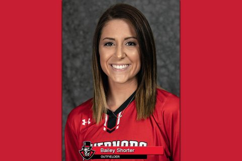 2018 APSU Softball - Bailey Shorter
