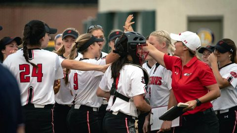 Austin Peay Women's Softball ready for OVC Tournament. (APSU Sports Information)