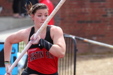 Austin Peay Track and Field travels to Cape Girardeau, MO for the OVC Outdoor Championships that begin, Thursday. (APSU Sports Information)