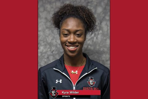 2019 APSU Track and Field - Kyra Wilder