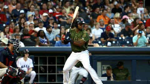 Nashville Sounds smash Three Home Runs and 16 Hits in Win over Round Rock Express Saturday night. (Nashville Sounds)