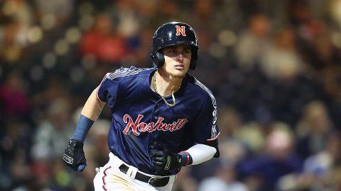 Nashville Sounds Lead the Triple-A East League with 12 Home Runs. (Nashville Sounds)