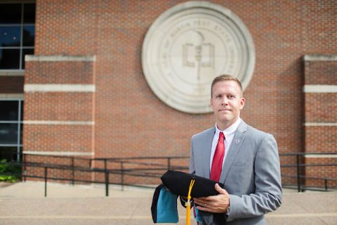 Austin Peay State University Eriksson College of Education dean Dr. Prentice Chandler. (APSU)