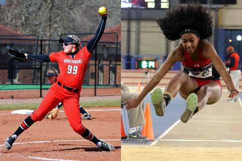 Austin Peay Softball and Track & Field teams play in the OVC Championships this week. (APSU Sports Information)