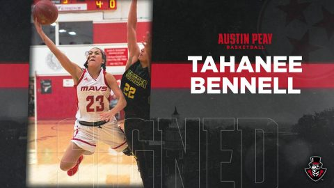 Australia-native Tahaness Bennell to join Austin Peay Women's Basketball for 2019-20 season. (APSU Sports Information)