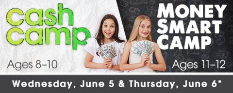 Altra Federal Credit Union Cash Camp and Money Smart Camp