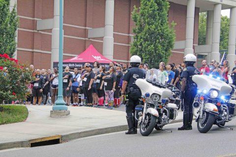 Clarksville Police Department's annual Run for C.O.P.S. 5K Run/Walk