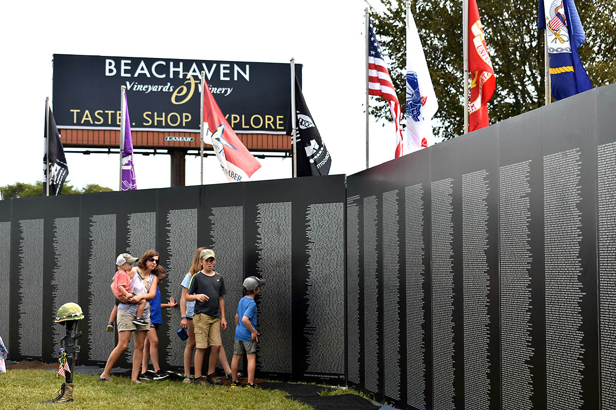 Clarksville's Welcome Home Celebration has added Never Forget Mobile Exhibit, Traveling Korean War Memorial for 2019.