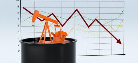 U.S. Crude Oil Inventories begin to slide. (AAA)