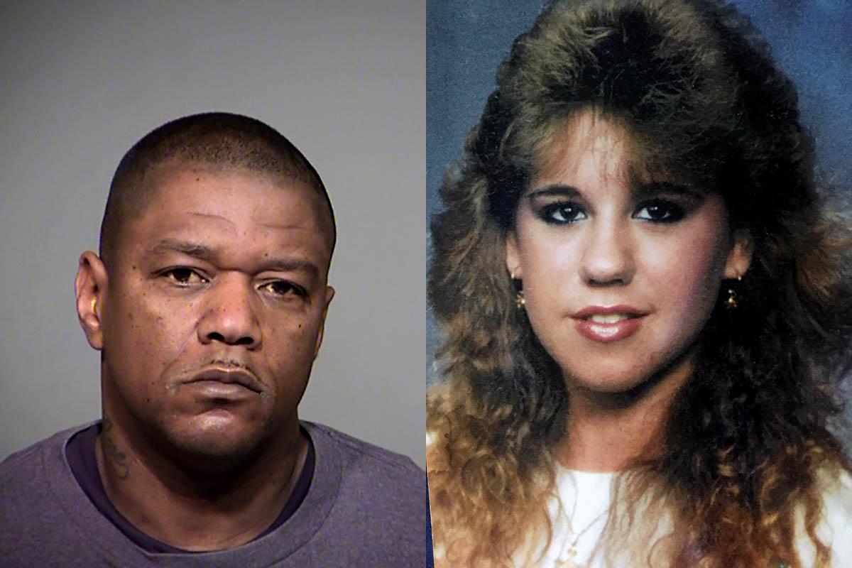 Kenneth Hudspeth has arrested in Arizona for the 1996 murder of Crista Bramlitt in Clarksville.