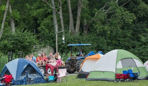 Family's can Camp Out Under the Stars at Nashville Zoo's Zzzoofari Slumber, May 25th-26th. (Amiee Stubbs)