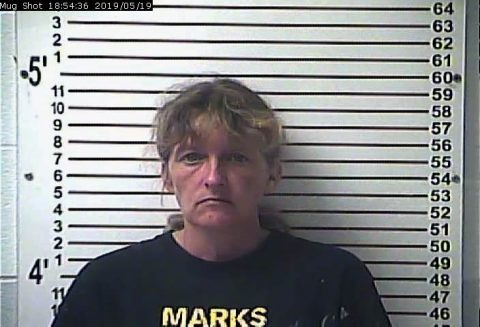 Susan Ficklin has been charged with Accessory After The Fact/Criminal Homicide by Clarksville Police in conjunction with the Earl Slate Road homicide.