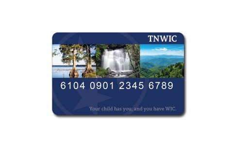 Tennessee WIC Program Launches Electronic Benefit Transfer Card System, TNWIC.