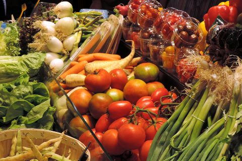 Innovations in producing, processing, distributing, marketing and preparing food are needed to help Americans eat healthier. (American Heart Association)