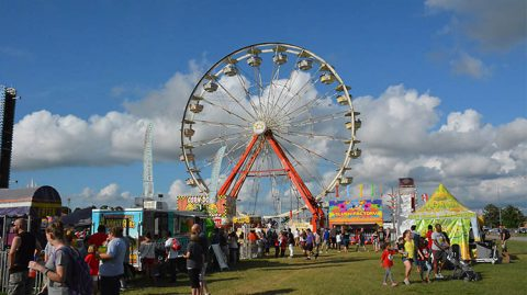 Fort Campbell Independence Week Carnival, Concert and Fireworks set for July 2nd-6th.