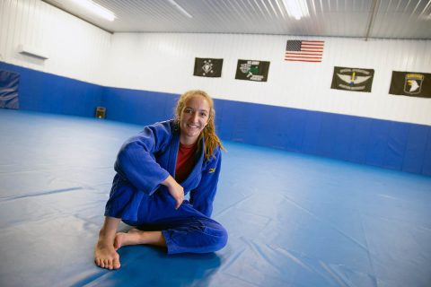 Austin Peay State University's Brinna Lavelle will compete in judo July 6th-7th at the World University Games in Naples, Italy. (APSU)