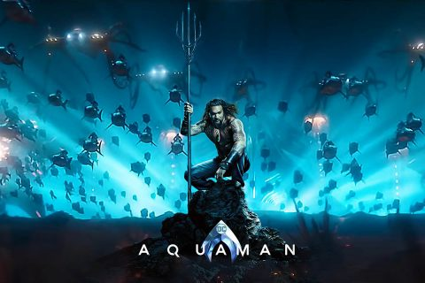 """Aquaman"" playing this Saturday at Movies in the Park."