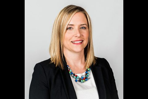 Principal of Northwest High School Jessica Peppard