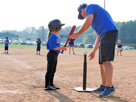 Clarksville Parks and Recreation's Youth Baseball and Softball clinics registration deadline for four-week sessions is July 15th.