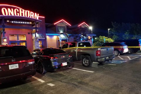 Clarksville Police are investigating a Double Shooting that took place in the Longhorn Steakhouse parking lot Wednesday night.