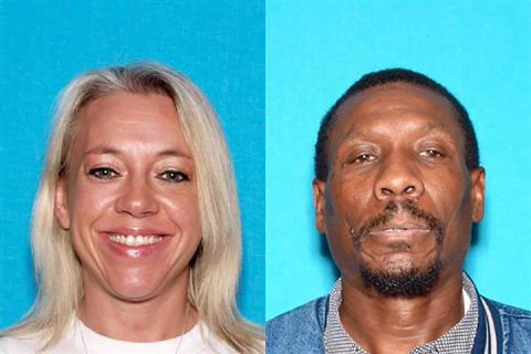 (L to R) Crystal Smith and Tommy Wade Bush are wanted by Clarksville Police.