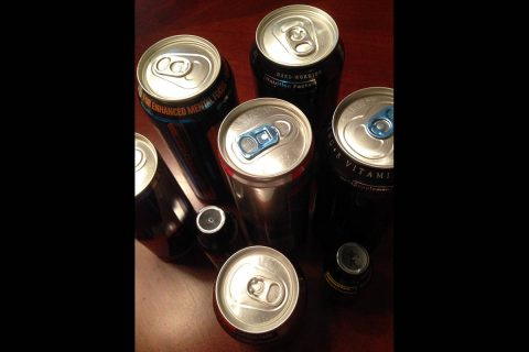 Three to four hours after drinking 32 ounces of energy drinks, the heart's electrical activity was abnormal compared to drinking a placebo drink. (American Heart Association)