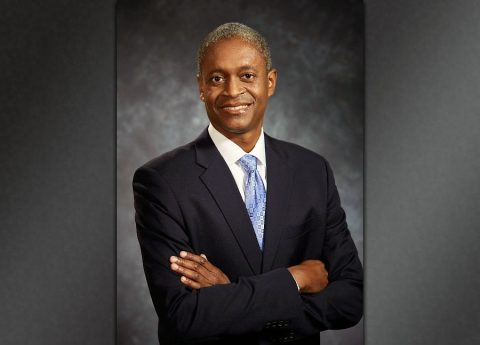 Federal Reserve Bank of Atlanta President Raphael Bostic.