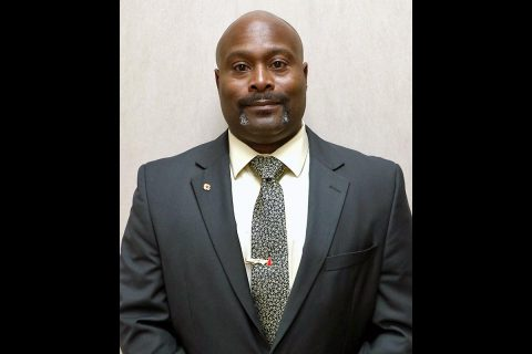 Hopkinsville Chief Freddie Montgomery is Clarksville Mayor Joe Pitts choice for Fire Chief.