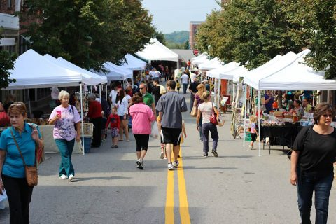 14th Annual Frolic on Franklin is set for Saturday, September 14th.