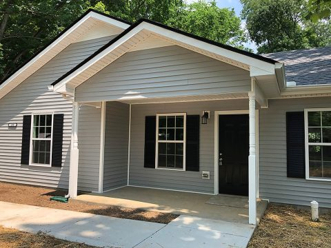 Home on Edmonson Ferry Road to be dedicated by Habitat for Humanity of Montgomery County on June 9th.