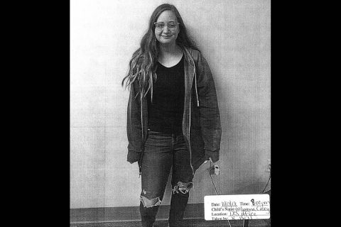 Clarksville Police requests public help in locating runaway juvenile Leanna Casey.