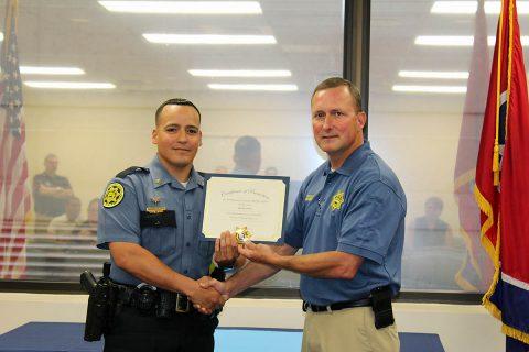 Montgomery County Sheriff's Office Lieutenant Carlos Silva