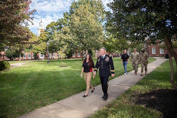 Austin Peay State University to host Veterans' Reconnect Conference, October 14th-15th. (APSU)