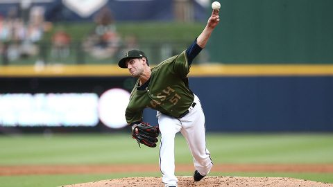 New Orleans Baby Cakes have Two Big Innings, Solid Pitching, in 9-3 win over Nashville Sounds Sunday. (Nashville Sounds)