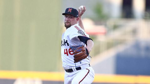 San Antonio Missions' Four-Run Fifth Inning Sinks Nashville Sounds Wednesday night. (Nashville Sounds)
