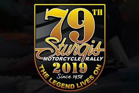 79th Sturgis Motorcycle Rally is August 2nd-11th, 2019.