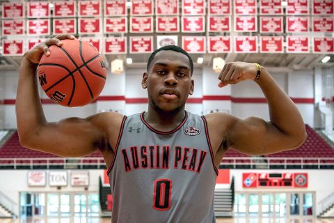Austin Peay Men's Basketball head coach Matt Figger adds Reginald Gree for 2019-2020 season. (APSU Sports Information)
