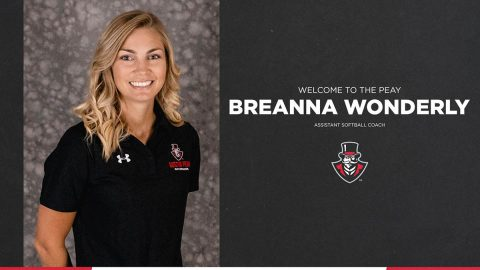 Austin Peay Softball assistant coach Breanna Wonderly. (APSU Sports Information)