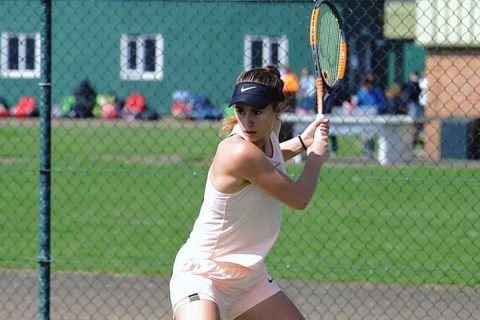 Aleksandra Topalovic joins Austin Peay Women's Tennis for the 2019-20 campaign. (APSU Sports Information)