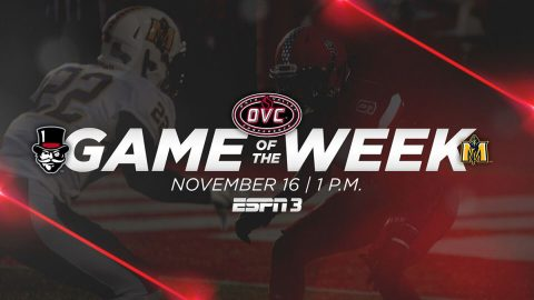 Austin Peay Football's Heritage Bank Battle of the Border game against Murray State set to appear on ESPN3 Game of the Week. (APSU Sports Information)