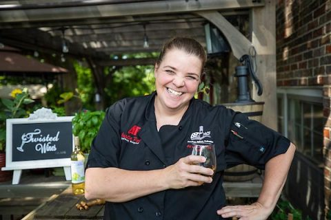 Austin Peay State University Culinary Arts program instructor Chef Kelley Price. (APSU)