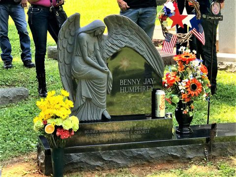 Benny Humphrey Memorial Ride