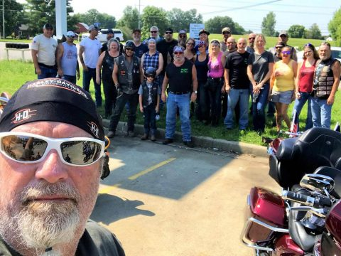 Benny J Humphrey Memorial Ride 2019