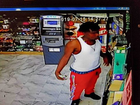 Clarksville Police are working to identify the suspect in this photo.