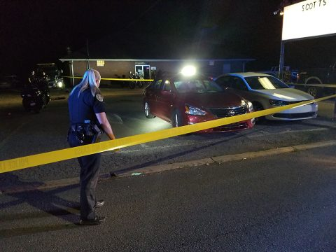 Clarksville Police are investigating  a shooting that happened Wednesday night on College Street.