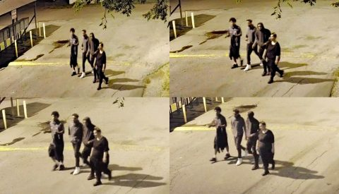 Clarksville Police are trying to identify the suspects in these photos involved in an attempted robbery and shooting.