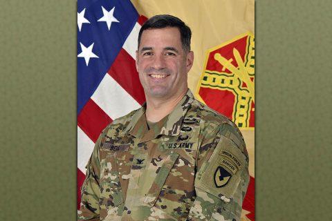Col. Jeremy D. Bell