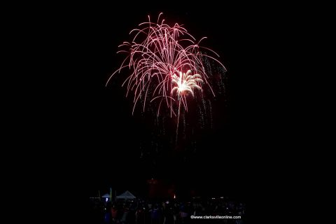 Thousands came out to Fort Campbell on July 4th, 2019 for the annual Independence Day Celebration, which included a carnival, concert and fireworks display.